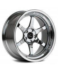 "COSMIS RACING - XT-006R Black Chrome (18"" x 11"", +8 Offset, 5x114.3 Bolt Pattern, 73.1mm Hub)"