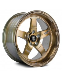 "COSMIS RACING - XT-005R Hyper Bronze (18"" x 9"", +25 Offset, 5x114.3 Bolt Pattern, 73.1mm Hub)"