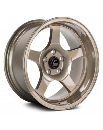 "COSMIS RACING - XT-005R Bronze (17"" x 9.5"", +5 Offset, 5x114.3 Bolt Pattern, 73.1mm Hub)"