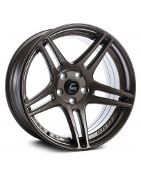 "COSMIS RACING - S5R Bronze (18"" x 10.5"", +20 Offset, 5x114.3 Bolt Pattern, 73.1mm Hub)"
