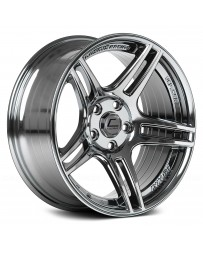 "COSMIS RACING - S5R Black Chrome (17"" x 9"", +22 Offset, 5x114.3 Bolt Pattern, 73.1mm Hub)"