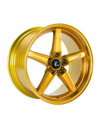 COSMIS RACING - R5 18x9.5 +12mm 5x114.3 COLOR: Hyper Gold