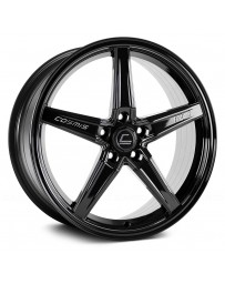 "COSMIS RACING - R5 Black (18"" x 8.5"", +40 Offset, 5x108 Bolt Pattern, 63.4mm Hub)"