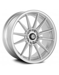 "COSMIS RACING - R1 PRO Silver (18"" x 10.5"", +32 Offset, 5x100 Bolt Pattern, 73.1mm Hub)"