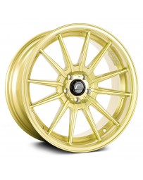 "COSMIS RACING - R1 PRO Gold (18"" x 10.5"", +32 Offset, 5x100 Bolt Pattern, 73.1mm Hub)"