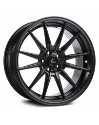 "COSMIS RACING - R1 Matte Black (18"" x 9.5"", +35 Offset, 5x100 Bolt Pattern, 73.1mm Hub)"