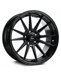 "COSMIS RACING - R1 Black (18"" x 8.5"", +35 Offset, 5x100 Bolt Pattern, 73.1mm Hub)"