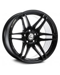 "COSMIS RACING - MRII Black (18"" x 9.5"", +15 Offset, 5x114.3 Bolt Pattern, 73.1mm Hub)"