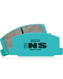 370z Project Mu TYPE NS Rear Akebono Brake Pads