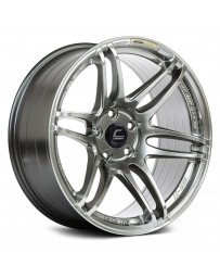 "COSMIS RACING - MRII Hyper Black (17"" x 9"", +10 Offset, 5x114.3 Bolt Pattern, 73.1mm Hub)"