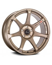 "COSMIS RACING - MR7 Bronze (18"" x 10"", +25 Offset, 5x114.3 Bolt Pattern, 73.1mm Hub)"
