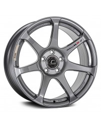 "COSMIS RACING - MR7 Gunmetal (18"" x 10"", +25 Offset, 5x114.3 Bolt Pattern, 73.1mm Hub)"