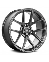 "Vorsteiner VFF-101 Graphite (19"" x 9.5"", +22 Offset, 5x120.65 Bolt Pattern, 72mm Hub)"