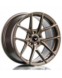 Vorsteiner V-FF 101 19x10.5 5x120 25D 72 Patina Bronze Wheel