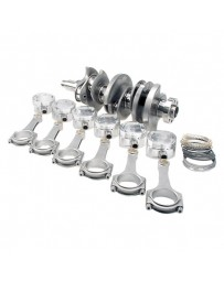 370z Brian Crower Stroker Kit - 92mm Billet Crank/5.886in. Rods/Pistons Unbalanced