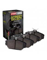 Nissan Juke Nismo RS 2014+ StopTech Street Select Front Brake Pads
