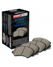 Nissan Juke Nismo RS 2014+ StopTech Street Performance Front Brake Pads