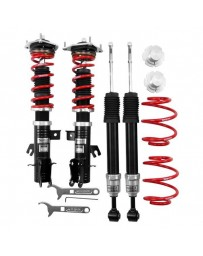 "Nissan Juke Nismo RS 2014+ RS-R 1.4""-3"" x 1.6""-3.2"" Sports-i Front and Rear Lowering Coilover Kit"