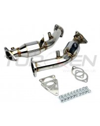 350z HR CNT Racing High Flow Catalytic Converters