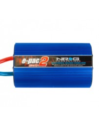 NRG Voltage Stabilizer E-PAC2 - Blue