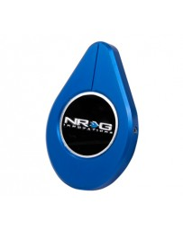 NRG Radiator Cap Cover - Blue