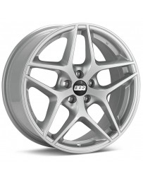BBS CF 17x7.5 5x110 ET41 Sport Silver Wheel -82mm PFS Required