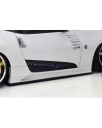 370z WeberSports Zenith Line Side Step, FRP