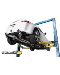 370z GReddy Evolution GT 304 SS Cat-Back Exhaust System