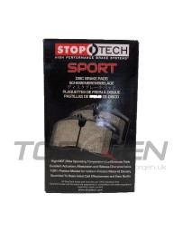 350z StopTech Sport Performance Brake Pads with Hardware Kit for Brembo brakes - FRONT