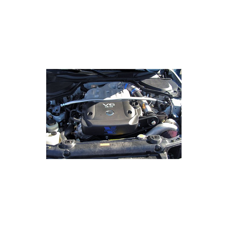 350z DE Vortech V-3 SCi Supercharger Tuner Kit, Satin, VQ35DE RevUp -  2005-2006