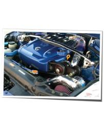 350z DE Vortech V-3 SCi Supercharger Complete System, Polished - 2005