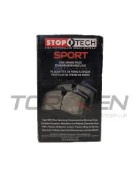 370z StopTech Sport Brake Pads for Akebono brakes - REAR