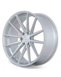 Ferrada FT1 Machine Silver 22x9.5 Bolt : 6x5.5 Offset : +30 Hub Size : 78.1 Backspace : 6.43