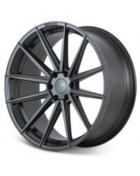 Ferrada FT1 Matte Black 24x10 Bolt : 6x135 Offset : +30 Hub Size : 87.1 Backspace : 6.68