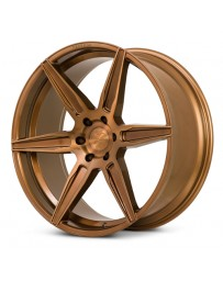 Ferrada FT2 Brushed Cobre 22x9.5 Bolt : 5x150 Offset : +30 Hub Size : 110.5 Backspace : 6.43