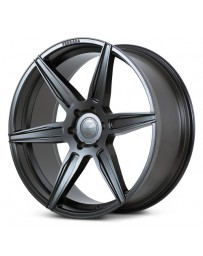 Ferrada FT2 Machine Silver 22x9.5 Bolt : 5x150 Offset : +30 Hub Size : 110.5 Backspace : 6.43