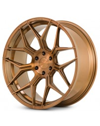 Ferrada FT3 Brushed Cobre 22x9.5 Bolt : 5x150 Offset : +30 Hub Size : 110.5 Backspace : 6.43