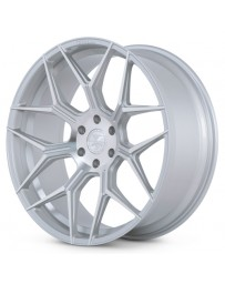 Ferrada FT3 Machine Silver 22x9.5 Bolt : 6x5.5 Offset : +30 Hub Size : 78.1 Backspace : 6.43