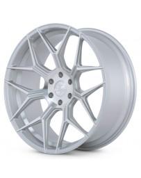 Ferrada FT3 Machine Silver 24x10 Bolt : 6x5.5 Offset : +30 Hub Size : 78.1 Backspace : 6.68