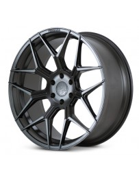 Ferrada FT3 Matte Black 24x10 Bolt : 6x5.5 Offset : +30 Hub Size : 78.1 Backspace : 6.68