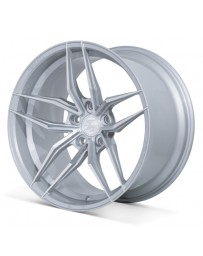 Ferrada F8-FR5 Machined Silver 20x11 Bolt : 5x112 Offset : +28 Hub Size : 66.6 Backspace : 7.1