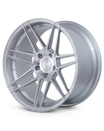 Ferrada F8-FR6 Machine Silver 20x10.5 Bolt : 5x4.75 Offset : +40 Hub Size : 74.1 Backspace : 7.32