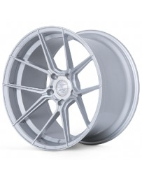 Ferrada F8-FR8 Machine Silver 20x10 Bolt : 5x4.75 Offset : +25 Hub Size : 74.1 Backspace : 6.48