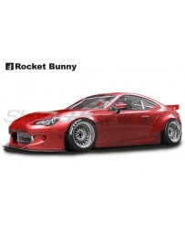 Scion FR-S / Subaru BRZ (ZN6) Rocket Bunny V2 Complete Widebody Aero Kit