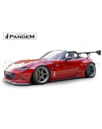 Mazda Miata (ND) Pandem Full Widebody Aero Kit without GT Wing