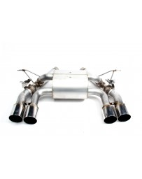 Dinan Free Flow Stainless Exhaust with Polished Tips for BMW F80 M3 F82 F83 M4