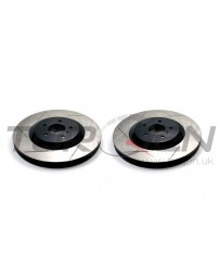 Juke Nismo RS 2014+ StopTech Discs - Rear pair - SLOTTED