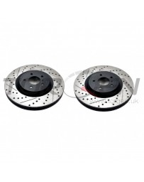Juke Nismo RS 2014+ StopTech Discs - Front pair - SLOTTED & DRILLED