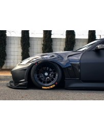 350z Fly1 Motorsports RS2 Wide Fenders (12mm)