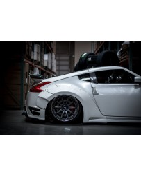 370z Fly1 Motorsports NISMO High Wing